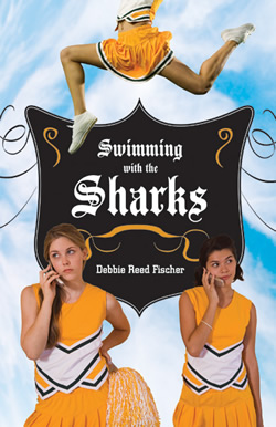 Swimming with the Sharks by author Debbie Reed Fischer